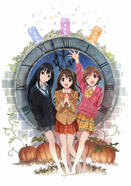 アイドルマスター シンデレラガールズ 第1話「Who is in the pumpkin carriage?」【無料】