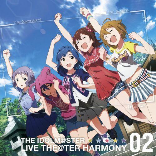 THE IDOLM@STER LIVE THE@TER HARMONY 02 アイドルマスター ミリオンライブ!/乙女ストーム!