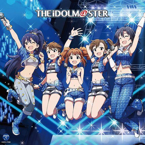 THE IDOLM@STER MASTER PRIMAL DANCIN' BLUE/仁後真耶子(高槻やよい)/平田宏美(菊地真)/下田麻美(双海亜美/真美)/沼倉愛美(我那覇響)