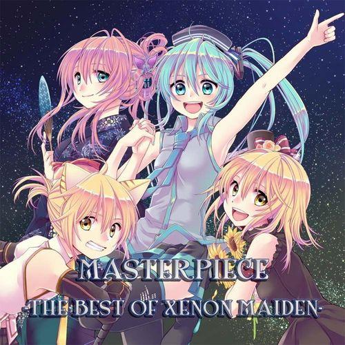MASTERPIECE-THE BEST OF XENON MAIDEN-