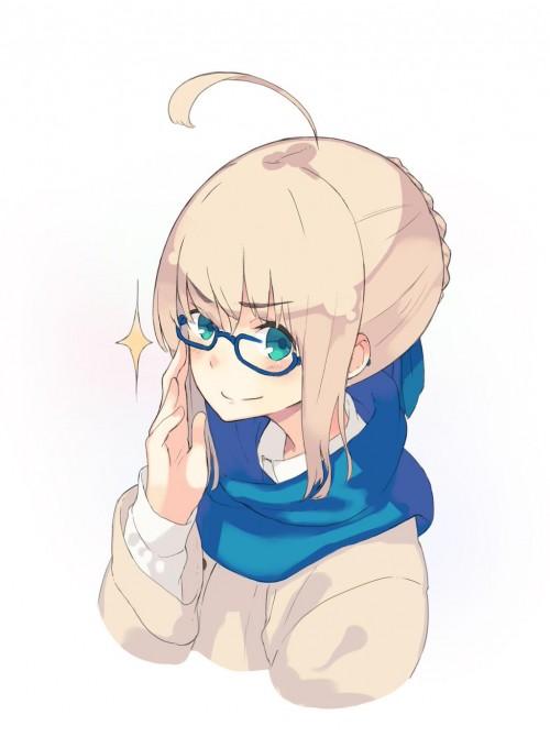 二次 エロ 萌え フェチ 髪型 アホ毛 アンテナ 触覚 二次エロ画像 ahoge2015010611
