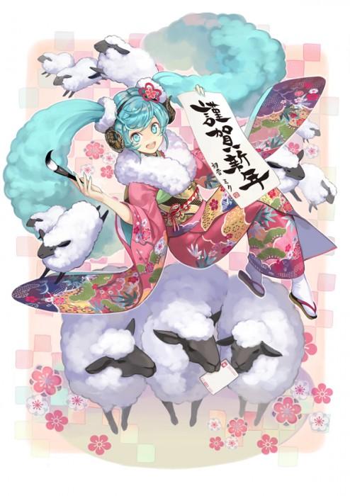 二次 微エロ ゲーム ボーカロイド 初音ミク 萌え 天使 桜ミク ただでさえ天使のミクが かわいい 桜ミク 雪ミク ボトルミク ツインテール 青緑髪 緑髪 いちご白無垢 二次非エロ画像 hatsunemiku2015011831