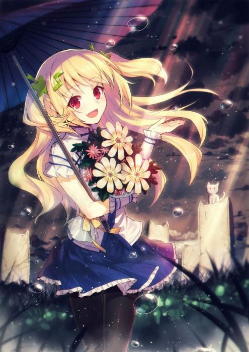 二次 エロ 萌え フェチ ブロンド 金髪 髪型 黄色 二次エロ画像 kinpatsu2015010337