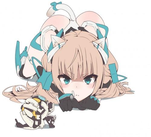 二次 エロ 萌え フェチ ブロンド 金髪 髪型 黄色 二次エロ画像 kinpatsu2015010342