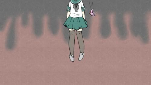 二次 エロ 萌え ゲーム 艦隊これくしょん 艦これ 擬人化 如月 睦月型 ニーソ 栗色髪 茶髪 セーラー服 駆逐艦 エロキャラ ピンクのブラジャー 二次エロ画像 kisaragikancolle2015012549