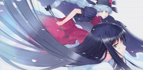 二次 エロ 萌え 黒髪 フェチ 漆黒 髪型 黒髪ロング 黒髪ショート 二次エロ画像 kurokami2015011720