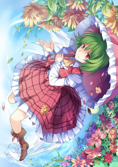 二次 エロ 萌え フェチ 緑髪 髪型 青緑 深緑 緑 黄緑 不人気 二次エロ画像 midorigami2015011404