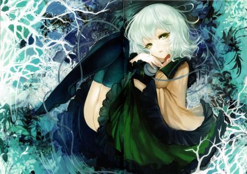 二次 エロ 萌え フェチ 緑髪 髪型 青緑 深緑 緑 黄緑 不人気 二次エロ画像 midorigami2015011414