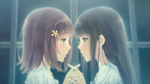二次 エロ 萌え フェチ 恋人つなぎ 恋人繋ぎ イチャイチャ ラブラブ 百合 レズ 手を繋ぐ ラブ握り 複数の女の子 仲良し 二次エロ画像 tetunagi2015011849