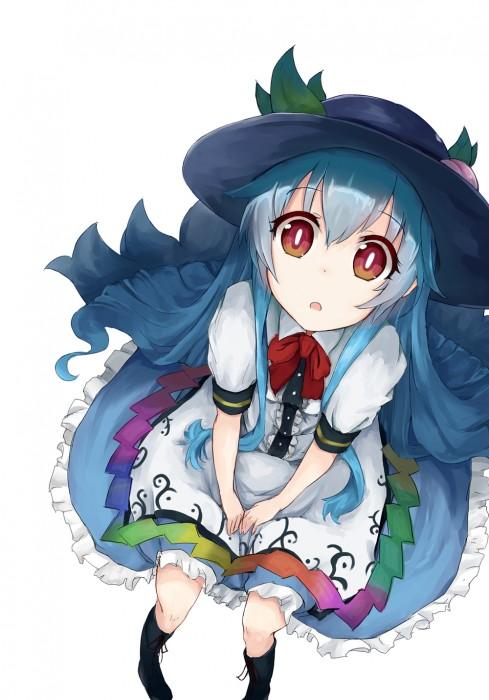 二次 エロ 萌え フェチ 青髪 水色 藍色 紺色 蒼 二次エロ画像 aogami2015021104