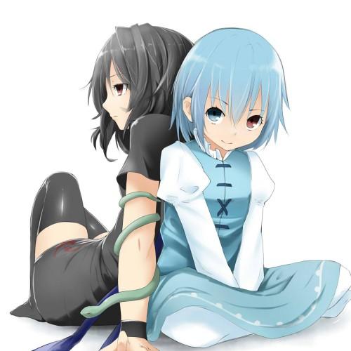 二次 エロ 萌え フェチ 青髪 水色 藍色 紺色 蒼 二次エロ画像 aogami2015021147