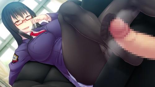 二次 エロ 萌え フェチ プレイ 足コキ M男 S女 女王様 我々の業界ではご褒美です ドMホイホイ 二次エロ画像 ashikoki2015020602