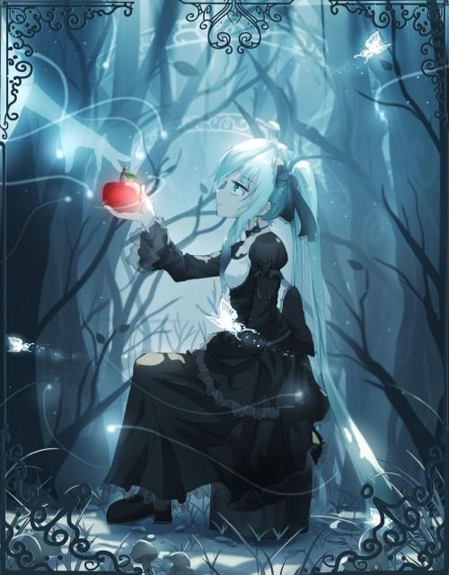 二次 萌え フェチ ゴスロリ ロリ エロ フリル ゴシック ゴス ゴシック・アンド・ロリータ (Gothic&Lolita) メイド ロリータ・ファッション ホワイトロリータ ドレス 二次エロ画像 gothiclolita2015021220