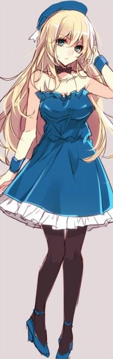 二次 エロ 萌え フェチ ブロンド 金髪 髪型 黄色 二次エロ画像 kinpatsu2015020629