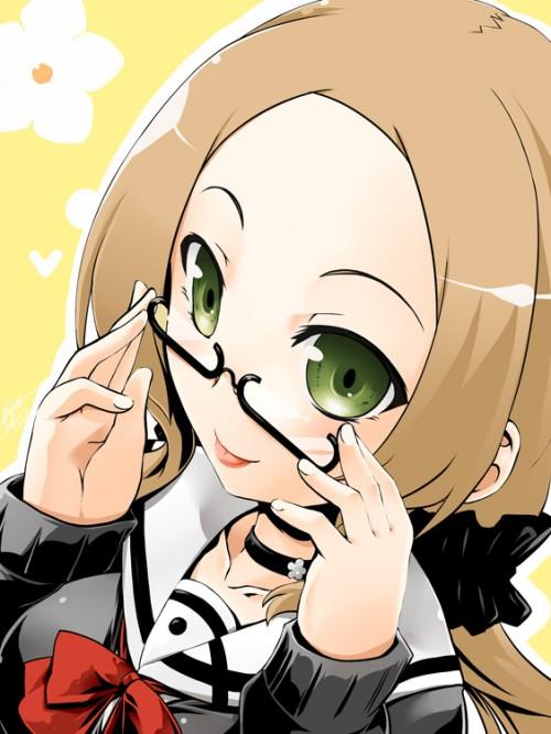 二次 エロ 萌え フェチ メガネ めがね 眼鏡 眼鏡っ娘 二次エロ画像 megane2015022529