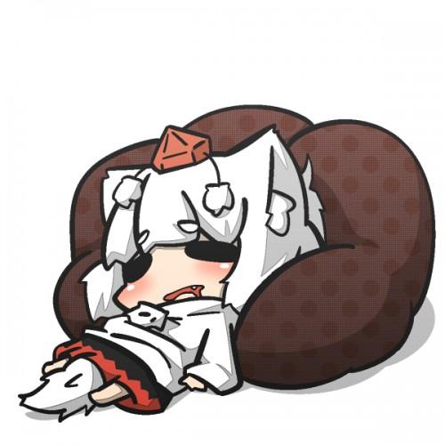 二次 エロ 萌え フェチ 体にフィットするソファ ダメ人間化 ソファ 人をダメにするソファ ビーズクッション 寝てる 寝顔 二次エロ画像 damenisurusofa2015033138