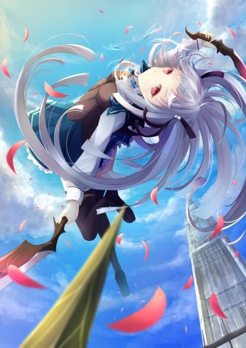 二次 エロ 萌え フェチ 銀髪・白髪 髪型 灰色 二次エロ画像 ginpatsuhakuhatsu2015030426