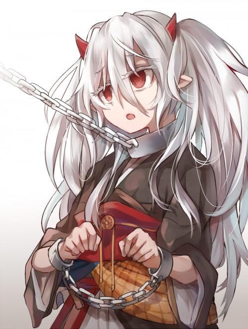 二次 エロ 萌え フェチ 銀髪・白髪 髪型 灰色 二次エロ画像 ginpatsuhakuhatsu2015030434
