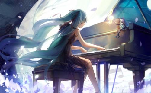 二次 微エロ ゲーム ボーカロイド 初音ミク 萌え 天使 桜ミク ただでさえ天使のミクが かわいい 桜ミク 雪ミク ボトルミク ツインテール 青緑髪 緑髪 いちご白無垢 二次非エロ画像 hatsunemiku2015031220