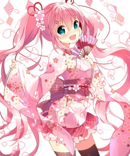二次 微エロ ゲーム ボーカロイド 初音ミク 萌え 天使 桜ミク ただでさえ天使のミクが かわいい 桜ミク 雪ミク ボトルミク ツインテール 青緑髪 緑髪 いちご白無垢 二次非エロ画像 hatsunemiku2015031238