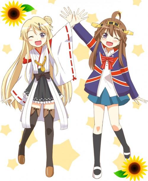 二次 非エロ 萌え フェチ コラボレーション クロスオーバー コスプレ 複数の女の子 声優繋がり 中の人繋がり 衣装チェンジ 二次非エロ画像 hukutorikae2015030718