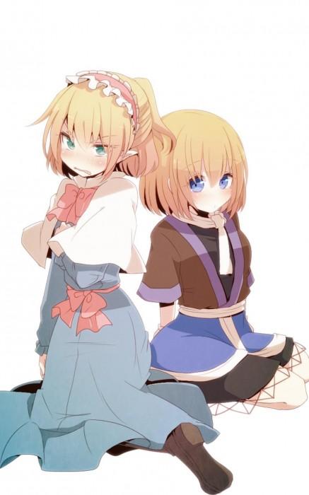 二次 非エロ 萌え フェチ コラボレーション クロスオーバー コスプレ 複数の女の子 声優繋がり 中の人繋がり 衣装チェンジ 二次非エロ画像 hukutorikae2015030736