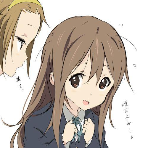 二次 微エロ 萌え フェチ 髪下ろし 着替え 寝巻き 別髪型 二次非エロ画像 kamioroshi2015032920