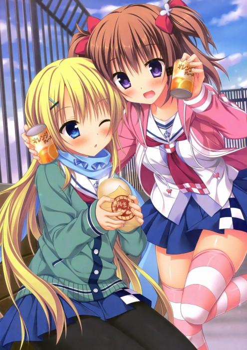二次 エロ 萌え フェチ ブロンド 金髪 髪型 黄色 二次エロ画像 kinpatsu20105031329
