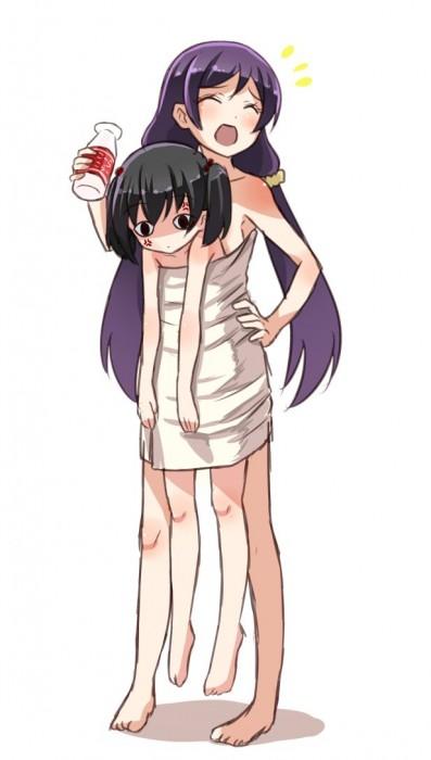 二次 エロ 萌え フェチ おっぱい 巨乳 貧乳 乳比べ まな板 千早いじめ 龍驤いじめ RJいじめ いともたやすく行われるえげつない行為 胸囲の格差社会 不機嫌 表情 嫉妬 焼きもち 二次エロ画像  kyouikakusa2015032413