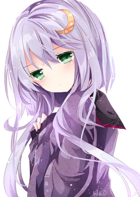 二次 エロ 萌え ゲーム 艦隊これくしょん 艦これ 擬人化 ロリ 弥生 薄紫髪 セーラー服 腹チラ 少女 ょぅι゛ょ 怒ってなんかないよ、怒ってなんか… 二次エロ画像 yayoikancolle2015030641