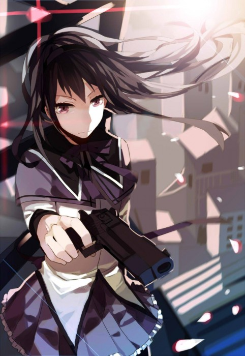 二次 武器 フェチ 萌え 武器娘 非エロ 微エロ 武装少女 銃 軍人 ライフル マシンガン 鉄砲 大砲 RPG ピストル 拳銃 マスケット銃 水鉄砲 婦警 二次非エロ画像 gun2015042835