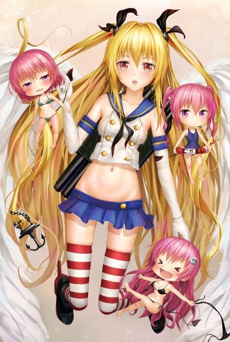 二次 エロ 萌え フェチ ブロンド 金髪 髪型 黄色 二次エロ画像 kinpatsu2015041950