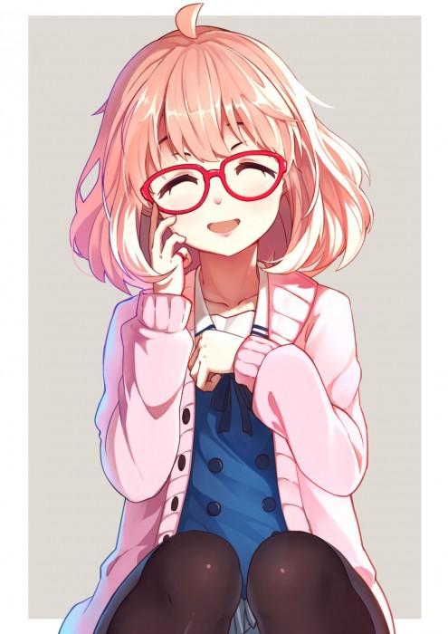二次 非エロ 萌え フェチ メガネ めがね 眼鏡 眼鏡っ娘 二次微エロ画像 megane2015041426