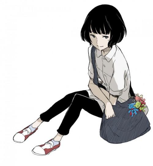 二次 エロ 萌え フェチ ほくろ 黒子 泣きぼくろ 艶ぼくろ 二次エロ画像 nakibokuro2015043013
