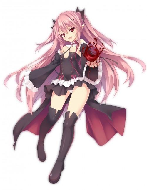 二次 エロ 萌え フェチ ピンク髪 髪型 赤紫 桃色 ピンク色の髪の毛をしたキャラクターは淫乱 淫乱ピンク 二次エロ画像 pinkgami2015043022