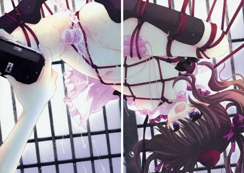 二次 バイブ エロ オナニー フェチ ピンクローター 電マ リモコン 飛びっこ 拘束 SM 緊縛 羞恥プレイ 大人のおもちゃ 玩具 クリトリス責め アナルパール アナルビーズ 二次エロ画像 taperotor2015040829