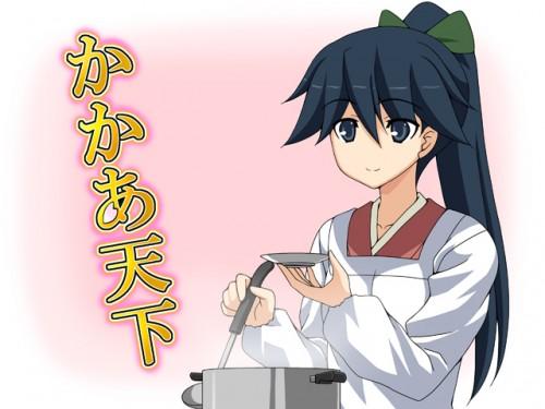 二次 エロ 萌え フェチ 料理 調理 ご飯 食べ物 エプロン 裸エプロン 二次エロ画像 cooking2015050305