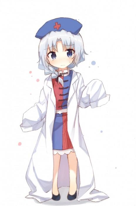 二次 エロ 萌え フェチ 銀髪・白髪 髪型 灰色 二次エロ画像 ginpatsu2015052707