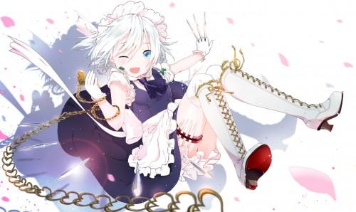 二次 エロ 萌え フェチ 銀髪・白髪 髪型 灰色 二次エロ画像 ginpatsu2015052739