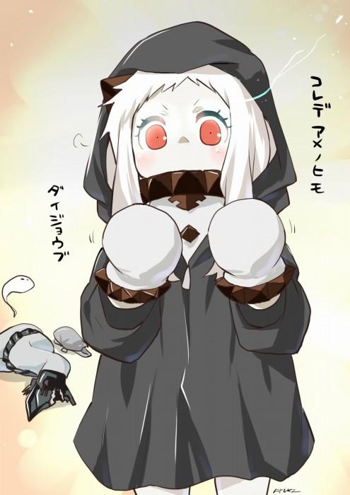 二次 エロ 萌え フェチ 銀髪・白髪 髪型 灰色 二次エロ画像 ginpatsu2015052746