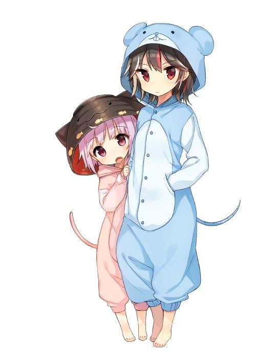 二次 非エロ 萌え フェチ 着ぐるみ 着ぐるみパジャマ コスプレ 二次非エロ画像 kigurumi2015050620