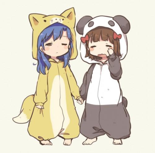 二次 非エロ 萌え フェチ 着ぐるみ 着ぐるみパジャマ コスプレ 二次非エロ画像 kigurumi2015050636