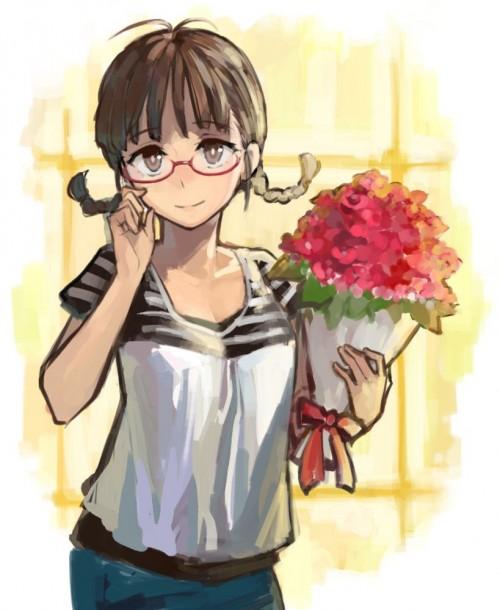 二次 エロ 萌え フェチ メガネ めがね 眼鏡 眼鏡っ娘 二次エロ画像 megane2015050915
