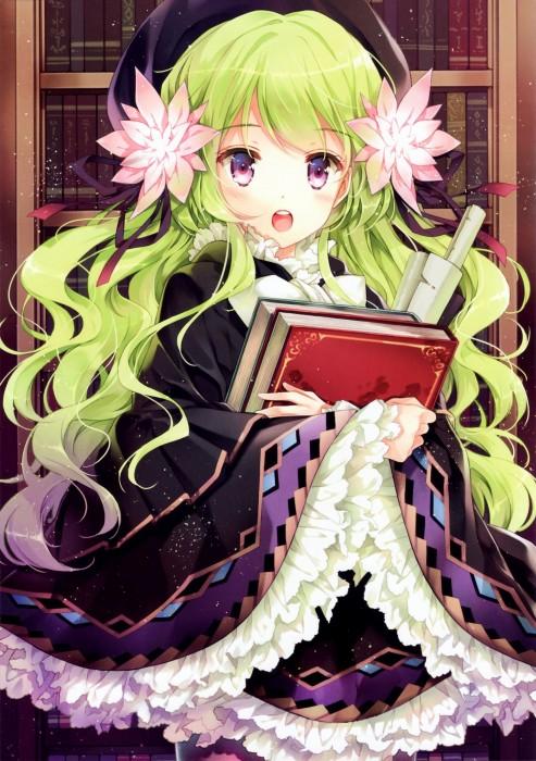 二次 エロ 萌え フェチ 緑髪 髪型 青緑 深緑 緑 黄緑 不人気 二次エロ画像 midorigami2015050401