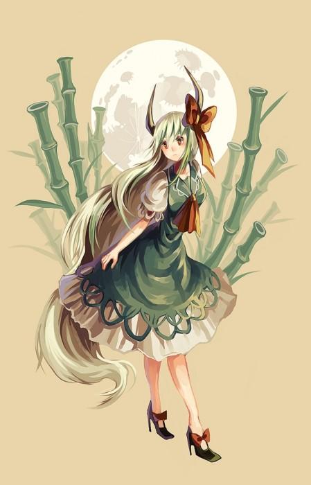 二次 エロ 萌え フェチ 緑髪 髪型 青緑 深緑 緑 黄緑 不人気 二次エロ画像 midorigami2015050412