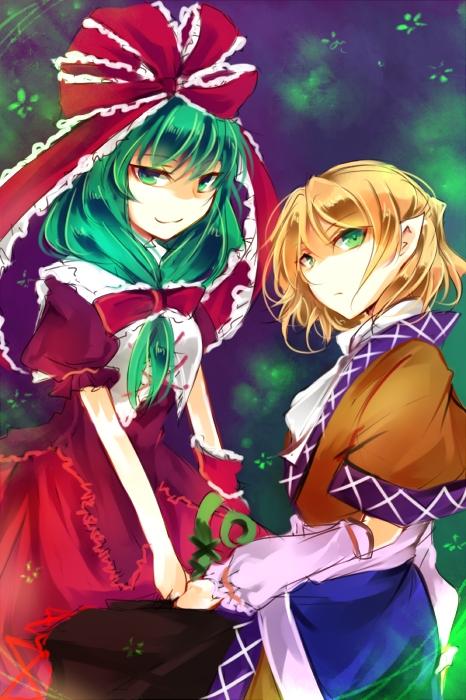 二次 エロ 萌え フェチ 緑髪 髪型 青緑 深緑 緑 黄緑 不人気 二次エロ画像 midorigami2015050444