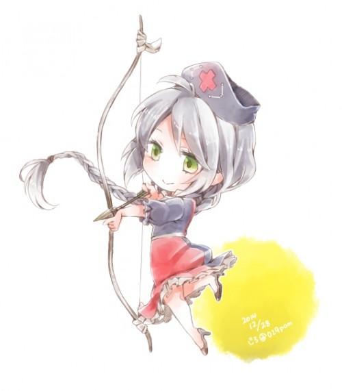 二次 萌え エロ フェチ 髪型 三つ編み おさげ 文学少女 二次エロ画像 mitsuami2015051723