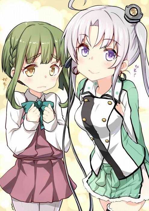 二次 萌え エロ フェチ 髪型 三つ編み おさげ 文学少女 二次エロ画像 mitsuami2015051731
