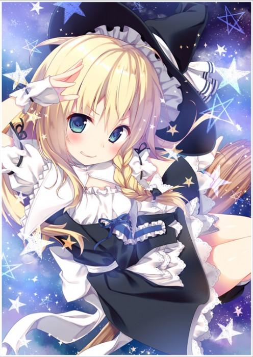二次 萌え エロ フェチ 髪型 三つ編み おさげ 文学少女 二次エロ画像 mitsuami2015051747