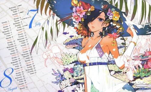 二次 エロ 萌え フェチ ワンピース服 白ワンピ サンドレス 透けてる サマードレス 二次エロ画像 shiroonepiece2015052919